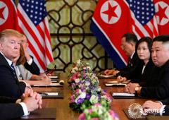 Noticias Principales 28 de febrero de 2019 / 8:23 / hace una hora Trump y Kim finalizan sin acuerdo su cumbre en Vietnam Por Jeff Mason y Soyoung Kim 3 MIN. DE LECTURA HANÓI (Reuters) - El presidente de Estados Unidos, Donald Trump, y el líder norcorean