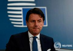 El primer ministro italiano emitirá un ultimátum sobre el gobierno el lunes Reuters Staff 1 MIN. DE LECTURA El Primer Ministro italiano, Giuseppe Conte, llega a la cumbre de líderes de la