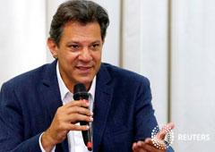 Noticias Principales 9 de octubre de 2018 / 8:51 / hace una hora Haddad tendrá que darle una vuelta a su candidatura si quiere ganar en Brasil Por Brad Brooks 5 MIN. DE LECTURA SAO PAULO (Reuters) - El aspirante de izquierdas a la presidencia de Brasil,