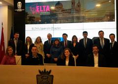 Se presenta oficialmente el capítulo español de la Asociación Europea de Legal