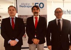 Abdón Pedrajas incorpora como 'of counsel' al exdirector general de Empleo, Javier Thibault