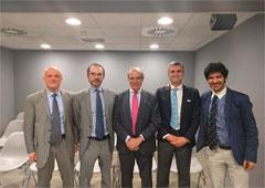 ELEXIA y AVCO LEGAL firman en Madrid un acuerdo de colaboración profesional