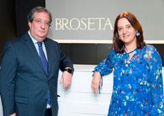 Alberto Palomar Olmeda y Rosa Vidal