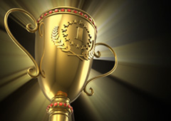Copa de ganador