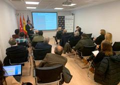 Jornada formativa en Madrid Network