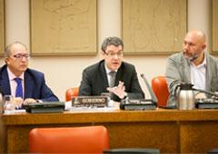 Comparecencia del Ministro Álvaro Nadal en la Comisión de Energía, Turismo y Agenda Digital.