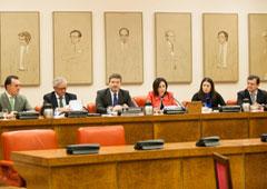 Comparecencia del Ministro Rafael Catalá en la Comisión de Justicia del Congreso