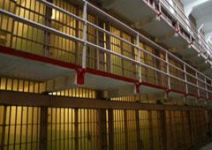 Celdas en una cárcel
