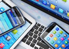 Portátil, tablet y móviles