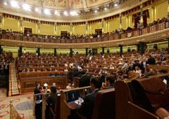 Imagen del Pleno del Congreso del 18 de octubre