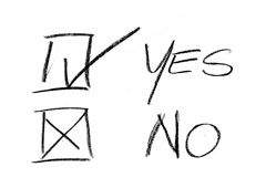 Casillas Yes y No
