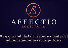 Persona física representante de la persona jurídica administradora