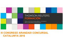 III Congreso Aranzadi Concursal