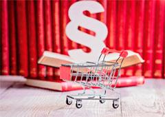 Libros y carrito de la compra