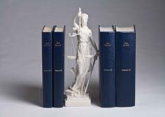 La justicia entre libros