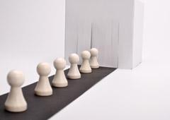 Peones de ajedrez
