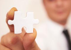 Ficha de puzle