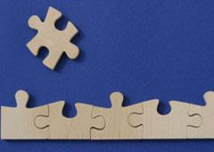 La gestión del conocimiento al servicio de la innovación. Piezas puzzle