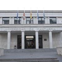Entrada principal de la Universidad de Cantabria